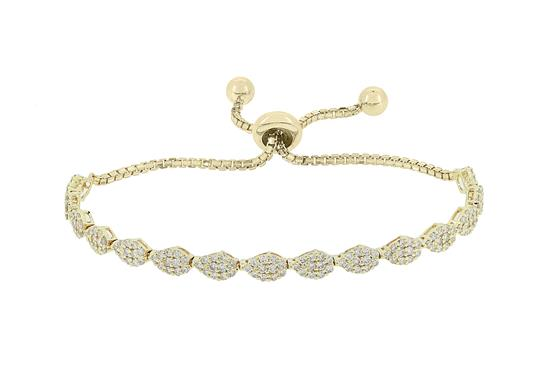Bracelet With Diamond in 18K Yellow Gold