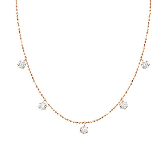 Necklace With Diamond in 18K Yellow Gold